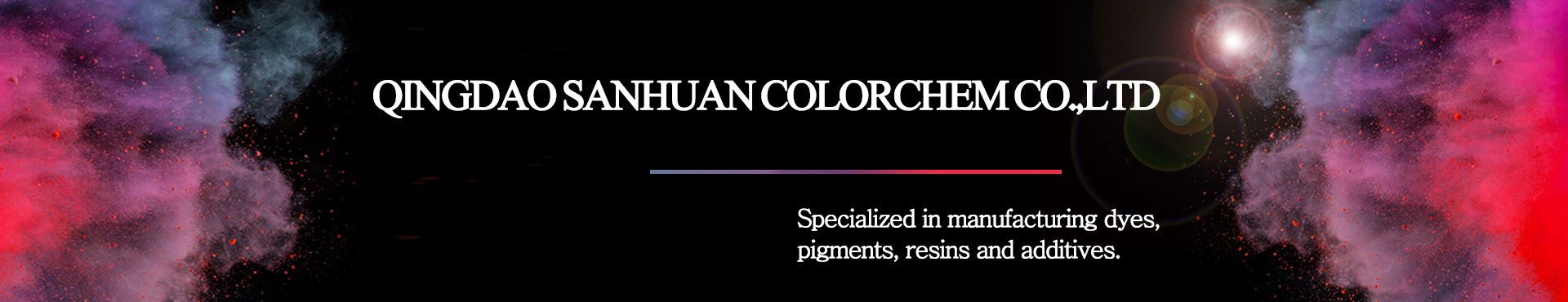 Qingdao Sanhuan Colorchem CO.,LTD